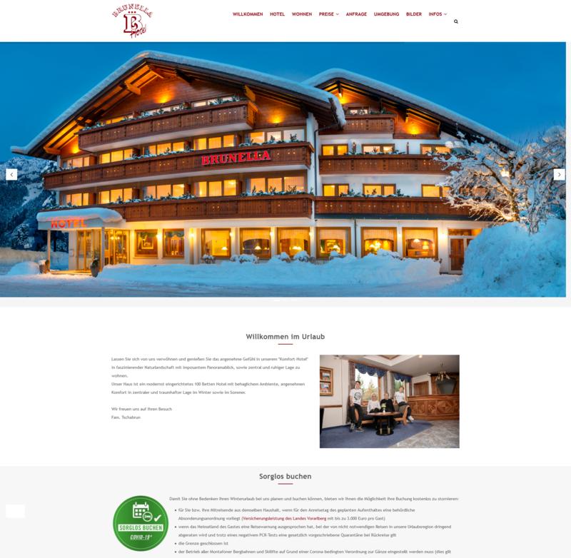 Hotel Brunella Vandans